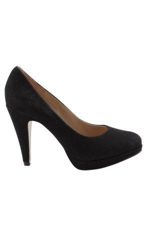 Buffalo London High Heels black elegant