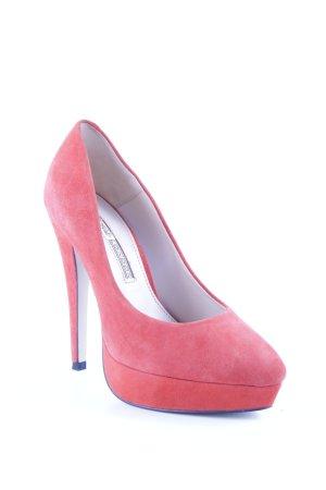 Buffalo London High Heels rot Elegant