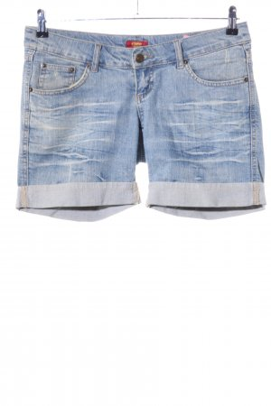 Buffalo London Denim Shorts blue casual look