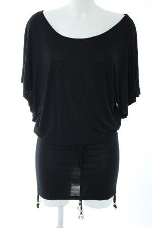 Buffalo London Jerseykleid schwarz Casual-Look
