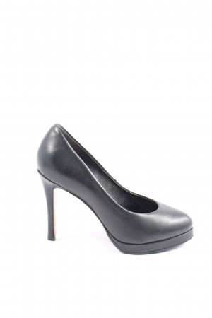 Buffalo London Klassische Pumps schwarz Business-Look