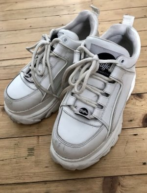 Buffalo London Low Rise Top Sneaker Plateausohle Vintage 80th