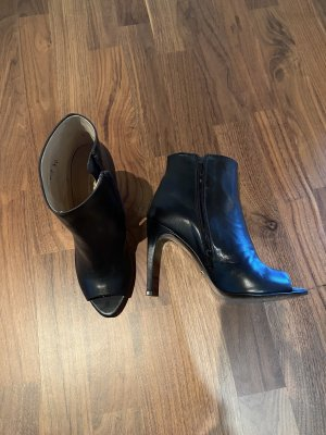 Buffalo London peep toe Stiefeletten