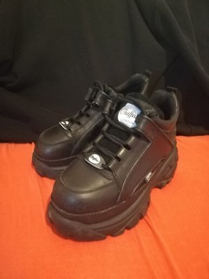 Buffalo London Plateau Sneakers