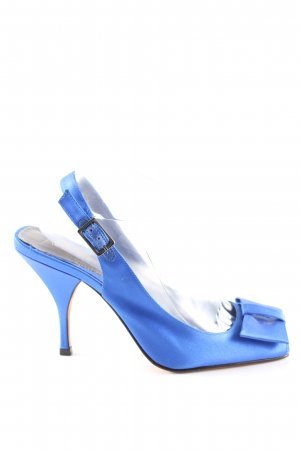 Buffalo London Sandalias de tiras azul look casual