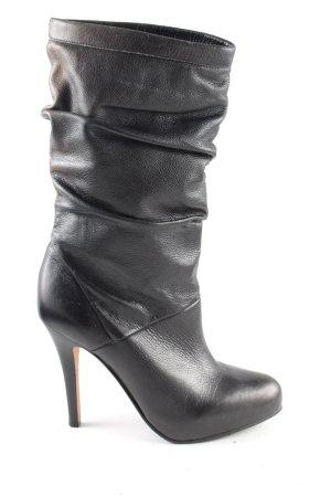 Buffalo London Slouch Boots black casual look