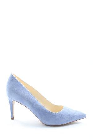 Buffalo London Stiletto bleu style décontracté