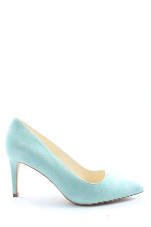 Buffalo London Stiletto turquoise style décontracté