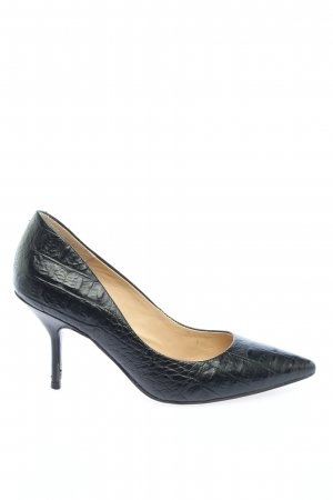 Buffalo London Spitz-Pumps schwarz Elegant