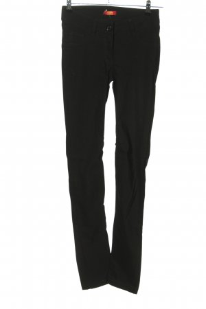 Buffalo London Stretchhose schwarz Casual-Look