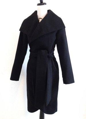 Buffalo London Between-Seasons-Coat black