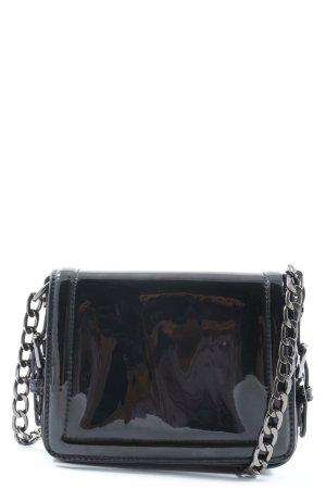 Buffalo Borsetta mini nero stile casual