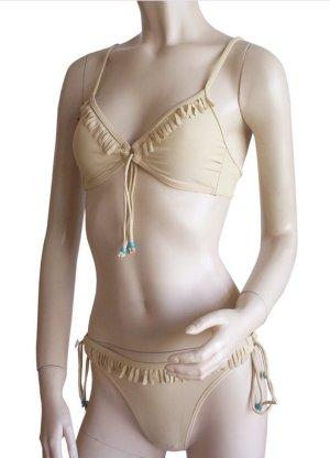 Buffalo Bikini licht beige-turkoois
