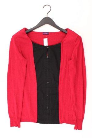 Buffalo Pullover Größe 36/38 rot aus Baumwolle