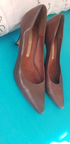 Buffalo Stiletto brun cuir