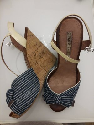 Buffalo Sandalen Wedges