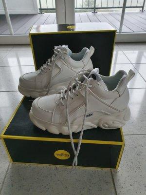 Buffalo Schuhe turnschuhe sneaker weiß 39 40