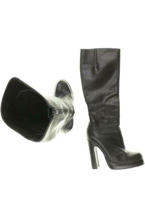 Buffalo Stiefel DamenGr. DE 37 Leder schwarz