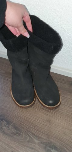 Buffalo Winter Booties black