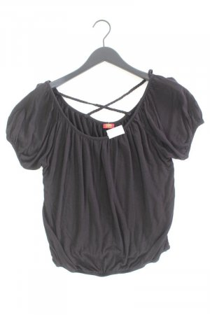 Buffalo T-shirt nero Viscosa
