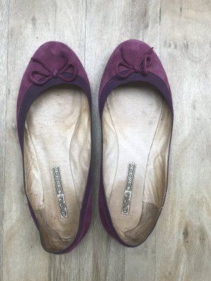 Buffalo  Ballerinas lila