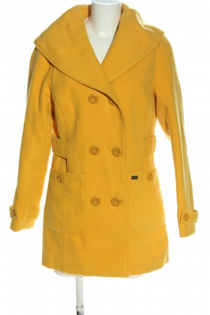 Buffalo Płaszcz zimowy bladożółty W stylu casual