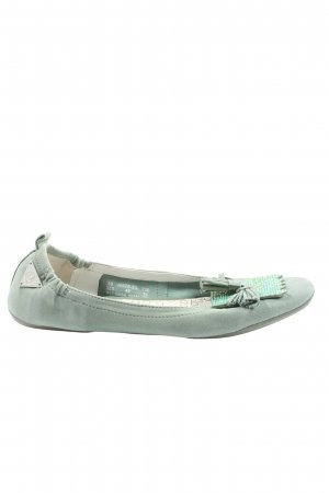 Bugatti Classic Ballet Flats green casual look
