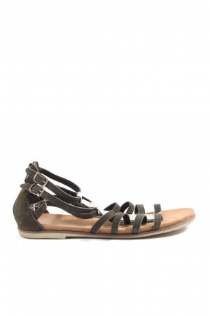 Bugatti Comfort Sandals brown casual look