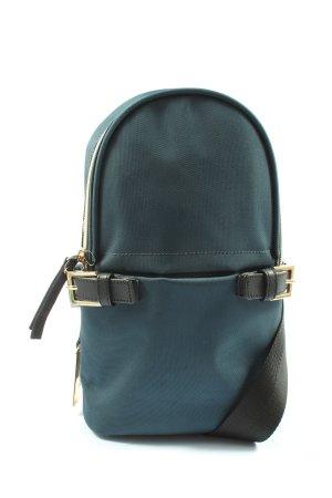 Bugatti Mały plecak niebieski W stylu casual