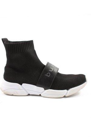 Bugatti Slip-on Sneakers black casual look
