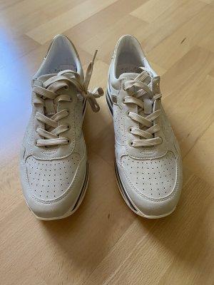 Bugatti Heel Sneakers beige