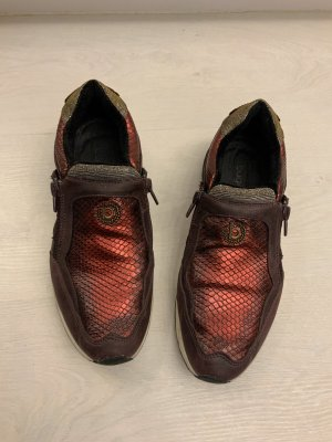 Bugatti Sneaker , Größe 38, Bordeaux