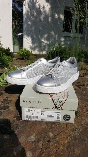 Bugatti Sneakers Women Model ELEA in Silber, Größe 40