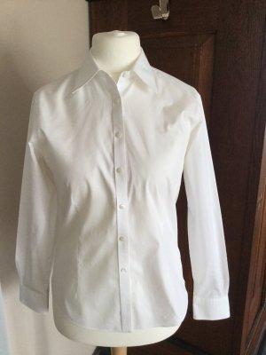 Brooks Brothers Camicia a maniche lunghe bianco Cotone