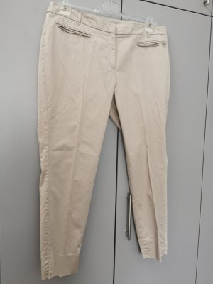 Sir Oliver Stretch Trousers gold-colored