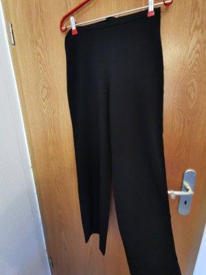 InWear Pantalon de costume noir polyester