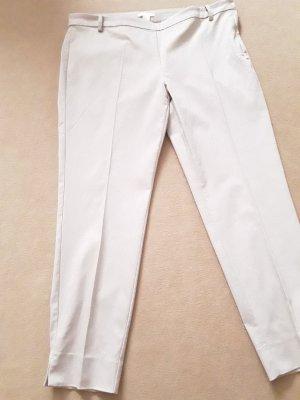 H&M Chinos cream cotton
