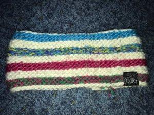 Bula Sombrero de punto multicolor