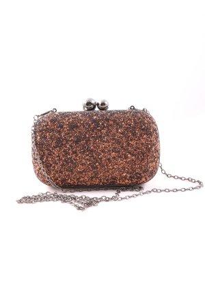 Bulaggi Clutch bronze-colored elegant
