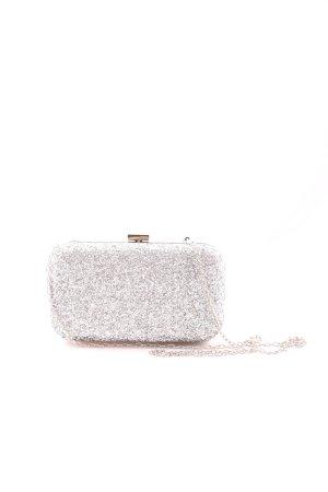 Bulaggi Clutch silver-colored elegant