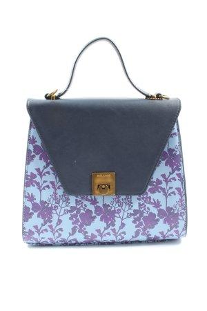 Bulaggi Carry Bag blue-lilac animal pattern elegant