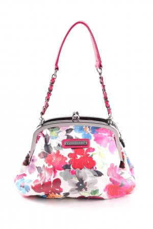 Bulaggi Carry Bag white-red allover print casual look