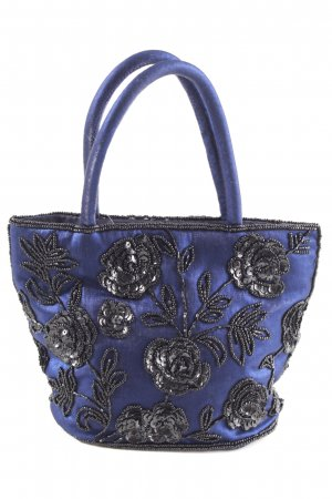 Bulaggi Minitasche blau extravaganter Stil