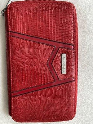 Bulaggi Wallet red