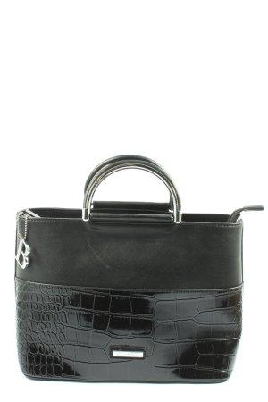 Bulaggi Sac bandoulière noir motif animal style décontracté