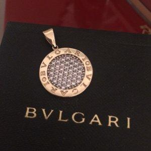 Bulgari Colgante color oro