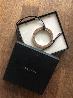 Bulgari Collier brun-gris clair
