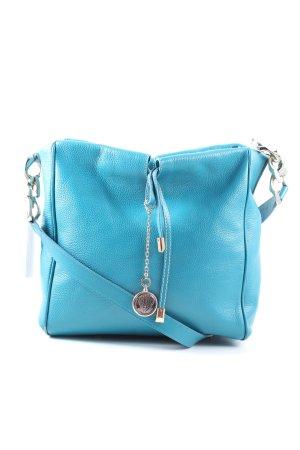 Bulgari Crossbody bag blue casual look