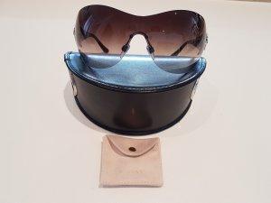 Bulgari Gafas de sol ovaladas marrón oscuro