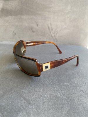 Bulgari Square Glasses bronze-colored-brown